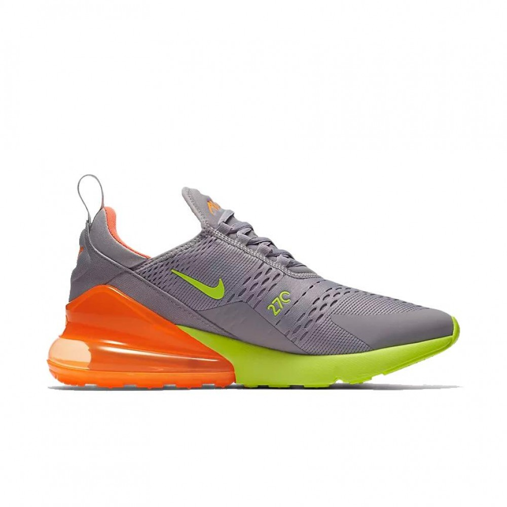 Nike Air Max 270 Black Hot Punch chaussure pour homme (1