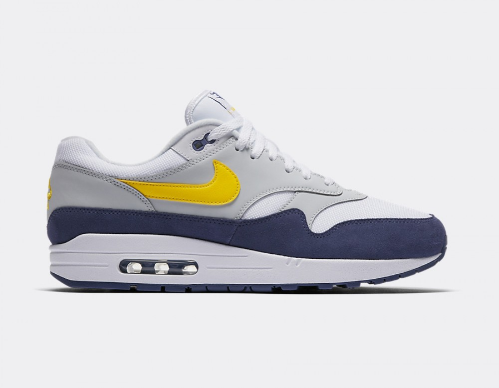 outlet online factory authentic sold worldwide Homme Nike Air Max 1 Chaussures AH8145-105 - Blanche ...