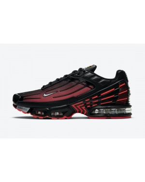 CT1693-002 Nike Air Max Plus 3 Homme - Noir/Grise-Rouge