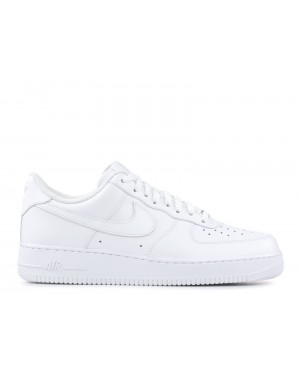 315122-111 Nike Air Force 1 '07 Chaussures - Blanche/Blanche
