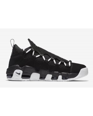 AJ2998-001 Nike Air More Money Chaussures - Noir/Noir/Blanche