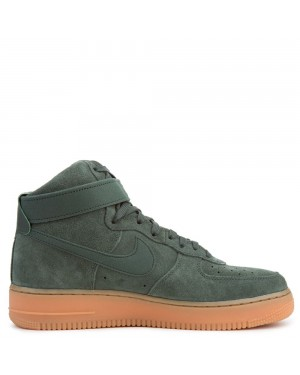 AA1118-300 Nike Air Force 1 High '07 LV8 Suede - Vert/Vert