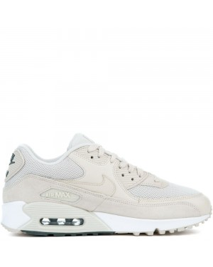 537384-132 Nike Air Max 90 Essential Chaussures - Marron/River Rock