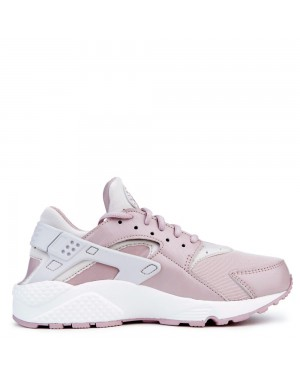 634835-029 Nike Air Huarache Run - Grise/Particle Rose/Blanche