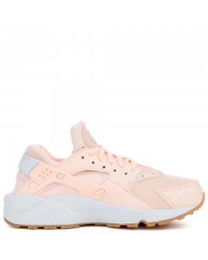 634835-607 Nike Air Huarache Run - Sunset Tint/Blanche-Jaune