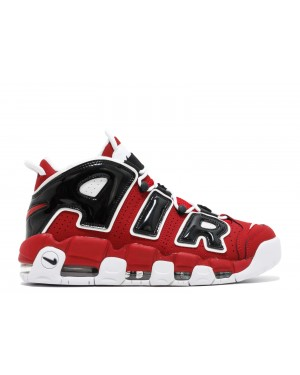 Nike Air More Uptempo '96 Rouge/Blanche/Noir 921948-600