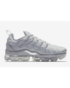 Nike Air Vapormax Plus Grise/Grise/Silver Metallic 924453-005