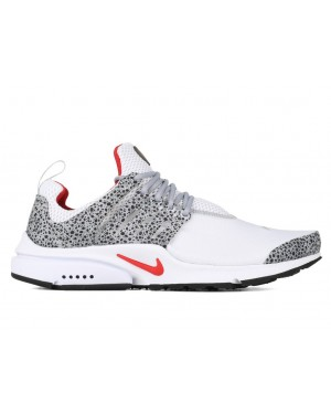 Nike Air Presto Safari Pack Blanche Grise 886043-100