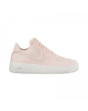 Nike Air Force 1 Flyknit Low Homme Sunset Tint/Sail 817419-601
