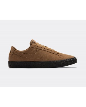 864347-200 Nike SB Zoom Blazer Low - Light British Tan/Noir