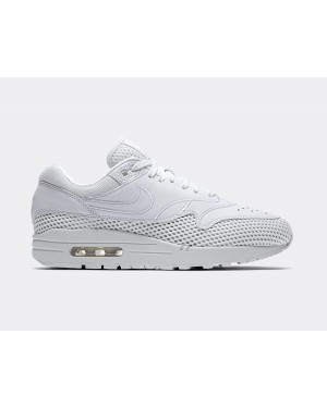 AO2366-100 Nike Femme Air Max 1 SI Chaussures - Blanche/Blanche-Grise