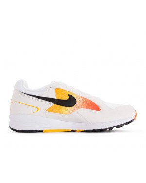 AO1551-102 Nike Air Skylon II Chaussures - Blanche/Noir-Amarillo-Orange