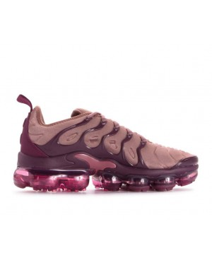 AO4550-200 Nike Femme Air Vapormax Plus - Smokey Mauve/Bordeaux-Vintage Wine-Noir
