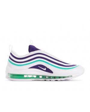 AH6806-102 Nike Femme Air Max 97 Ul '17 SE Chaussures - Blanche/Violet
