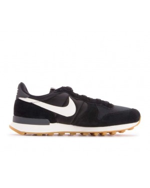 828407-021 Nike Femme Internationalist - Noir/Blanche-Anthracite-Sail