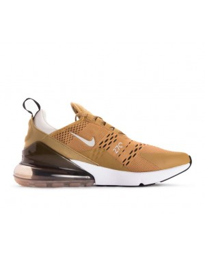 AH8050-700 Nike Air Max 270 - Or/Noir-Light Bone-Blanche