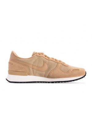 918206-201 Nike Air Vortex Leather Chaussures - Desert/Desert-Sail-Noir