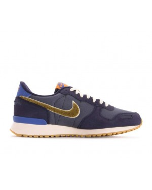 918246-401 Nike Air Vortex SE Chaussures - Bleu/Vert-Light Cream