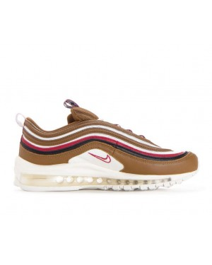 AJ3053-200 Nike Air Max 97 Tt PRM - Marron/Sail/Gym Rouge/Noir