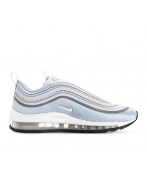 917999-400 Nike Air Max 97 Ultra Chaussures - Ocean Bliss/Pure Platinum