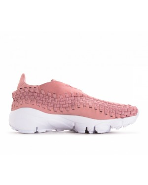 917698-602 Nike Femme Air Footscape Woven - Rose/Rose/Blanche