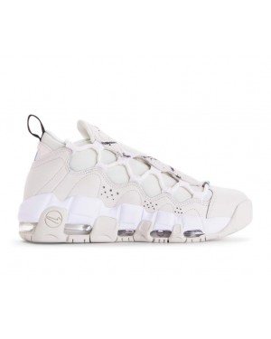 AO1749-001 Nike Femme Air More Money Chaussures - Phantom/Phantom/Blanche