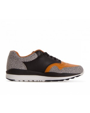 AO3295-001 Nike Air Safari Qs Retro - Noir/Noir/Monarch/Cobblestone