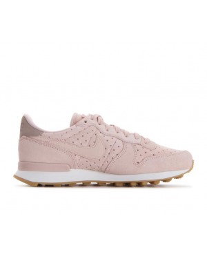 828404-204 Nike Femme Internationalist Premium - Beige/Beige