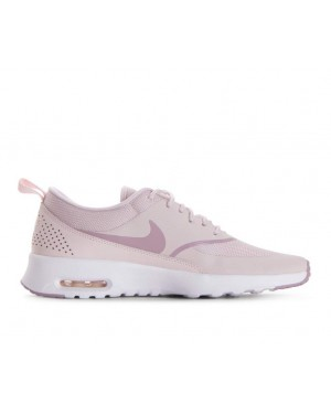 599409-612 Nike Femme Air Max Thea Chaussures - Barely Rose/Elemental Rose/Blanche