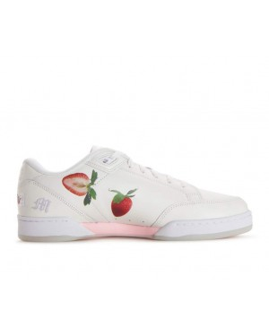 AO2642-100 Nike Grandstand II Pinnacle Chaussures - Sail/Sail-Blanche/Rose