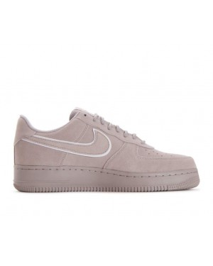 AA1117-201 Nike Air Force 1 '07 Lv8 Suede - Moon Particle/Moon Particle/Sepia Stone