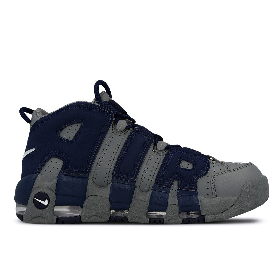 "921948-003 Nike Air More Uptempo '96 ""Hoyas"" - Grise/Midnight Navy"