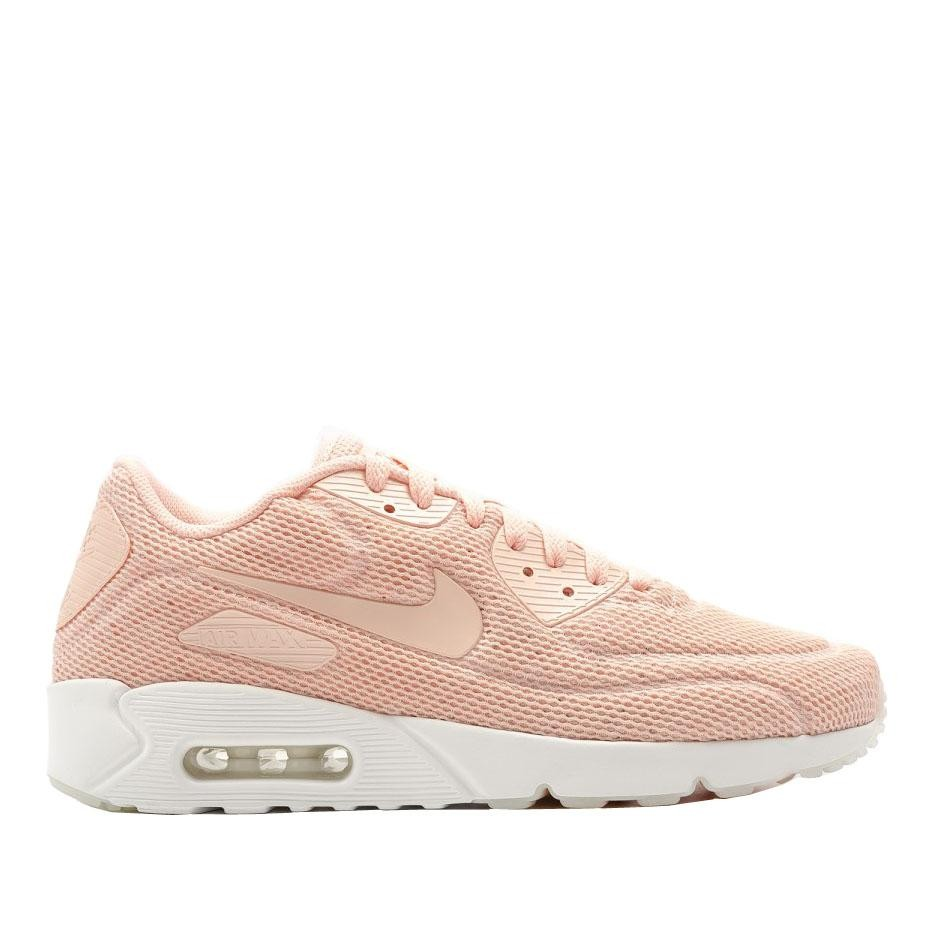 898010-800 Nike Air Max 90 Ultra 2.0 BR Chaussures - Rose/Blanche