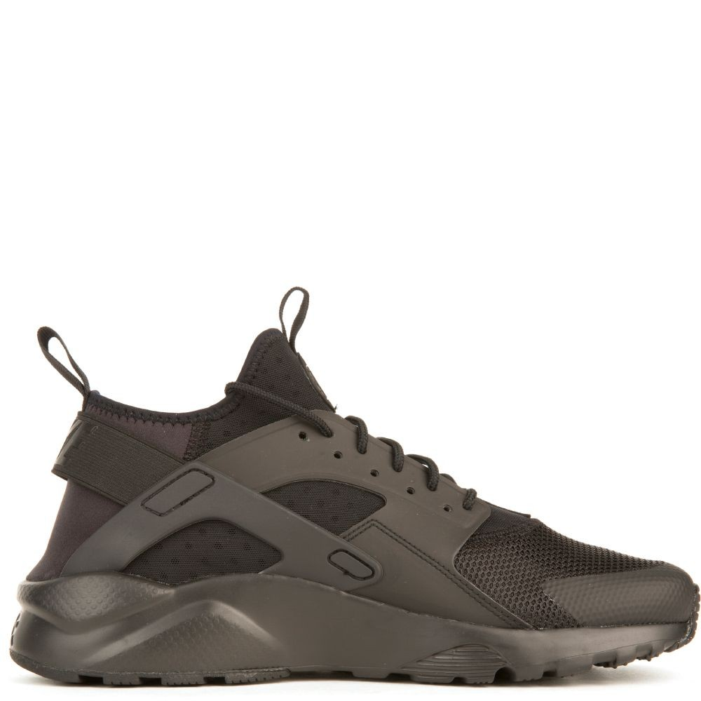 819685-002 Homme Nike Air Huarache Run Ultra - Noir/Noir-Noir