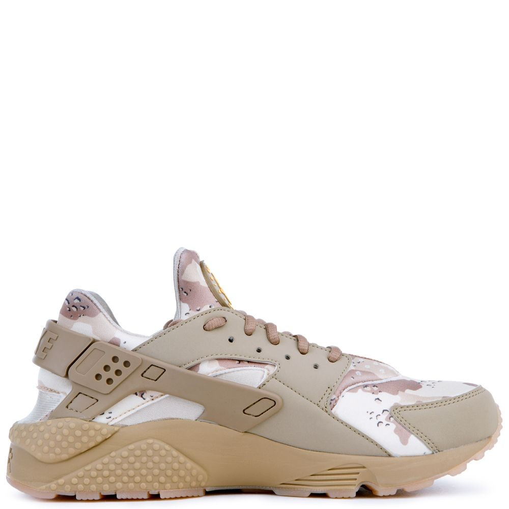 AT6156-200 Nike Air Huarache Run - Desert Ore/Canteen-Orange