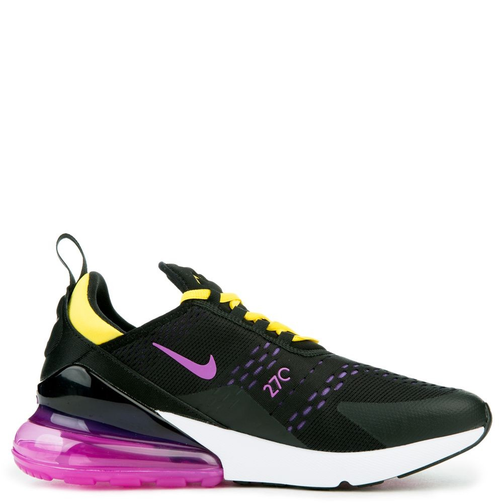 AH8050-006 Nike Air Max 270 Chaussures - Noir/Hyper Magenta/Hyper Grape