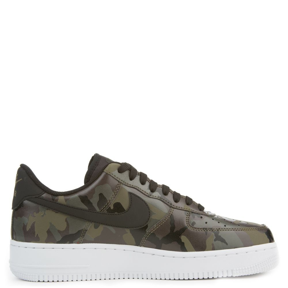 823511-201 Nike Air Force 1 07' LV8 - Olive/Noir-Marron
