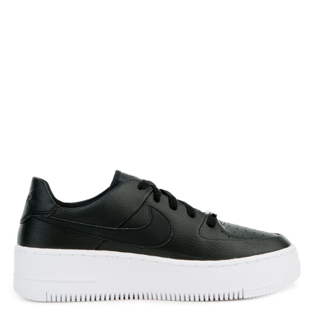 AR5339-002 Nike Air Force 1 Sage Low - Noir/Noir-Blanche