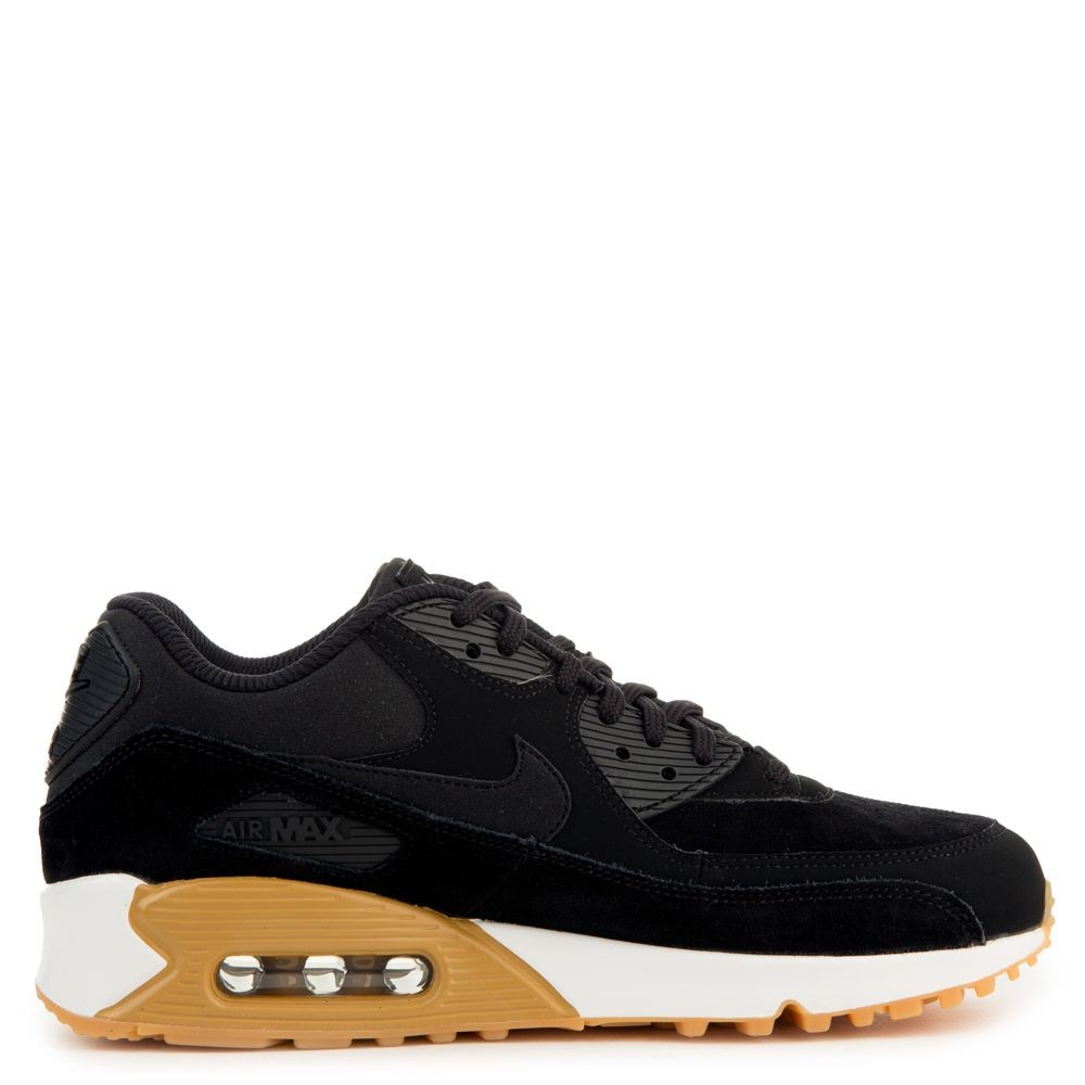 881105-003 Nike Air Max 90 Special Edition - Noir/Noir-Marron