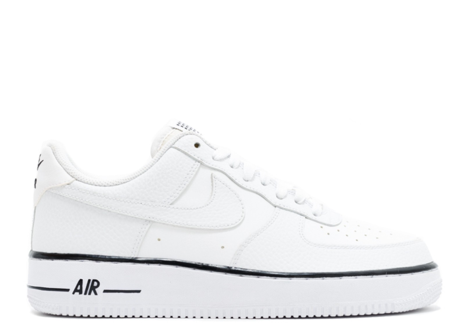 Nike Air Force 1 Low 488298-160 - Blanche/Noir