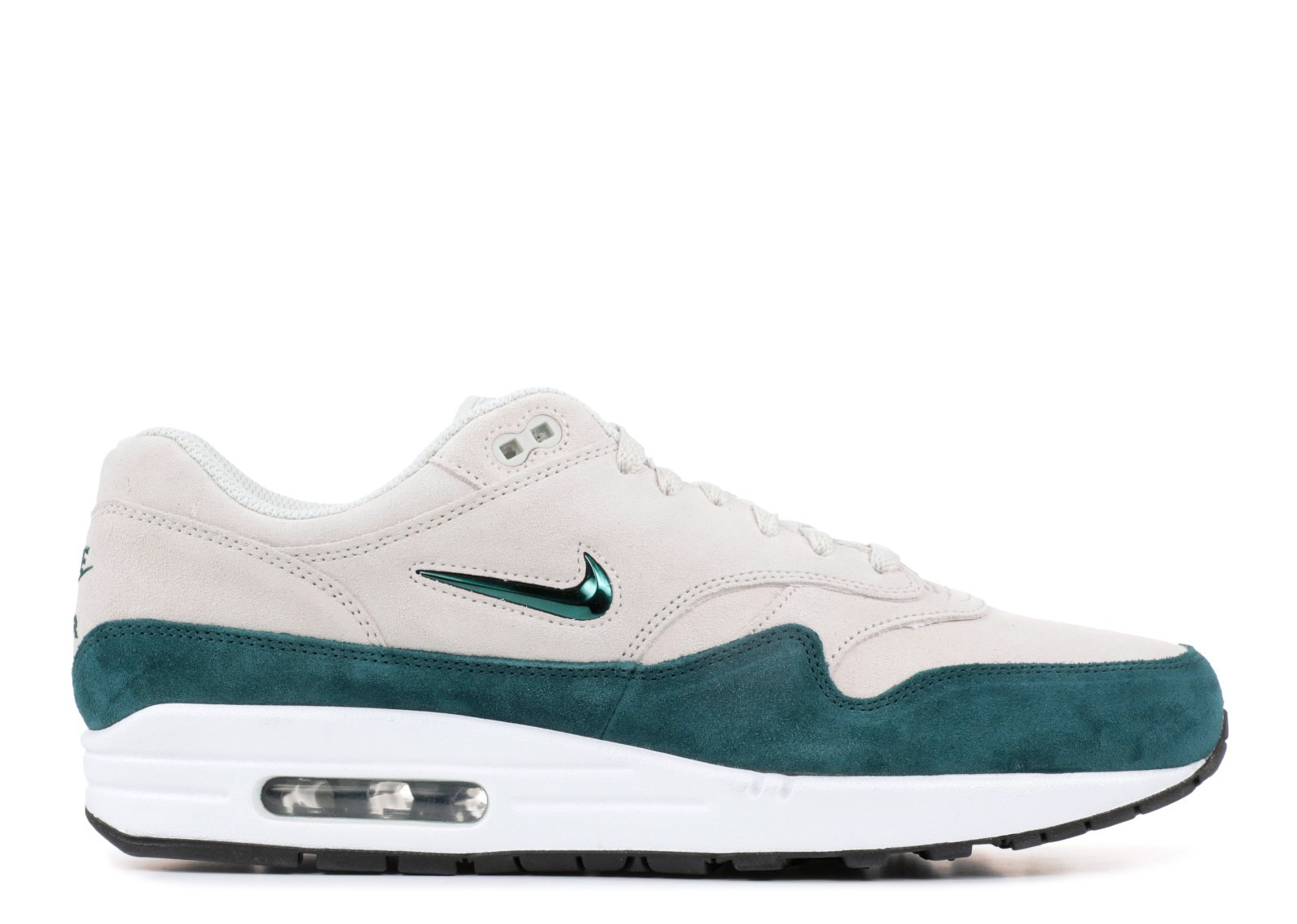 Nike Air Max 1 SC Jewel (Atomic Teal) Homme Chaussures 918354-003