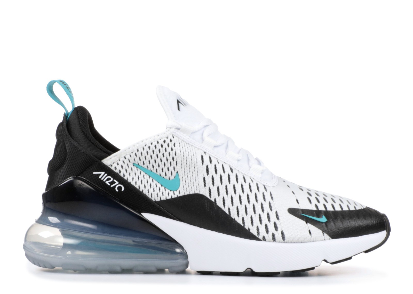 Nike Air Max 270 GS Blanche/Dusty Cactus - 943345-101