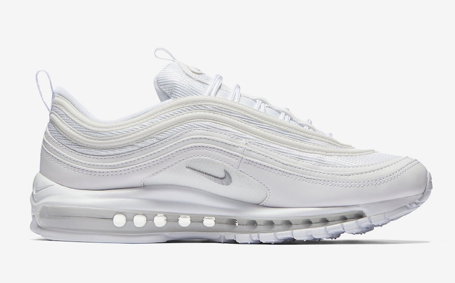 Nike Air Max 97 Triple Blanche | 921826-101