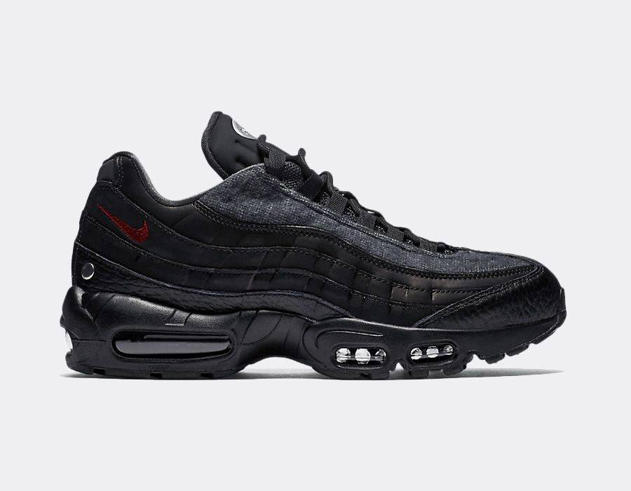 AT6146-001 Nike Air Max 95 NRG QS - Noir/Rouge-Anthracite