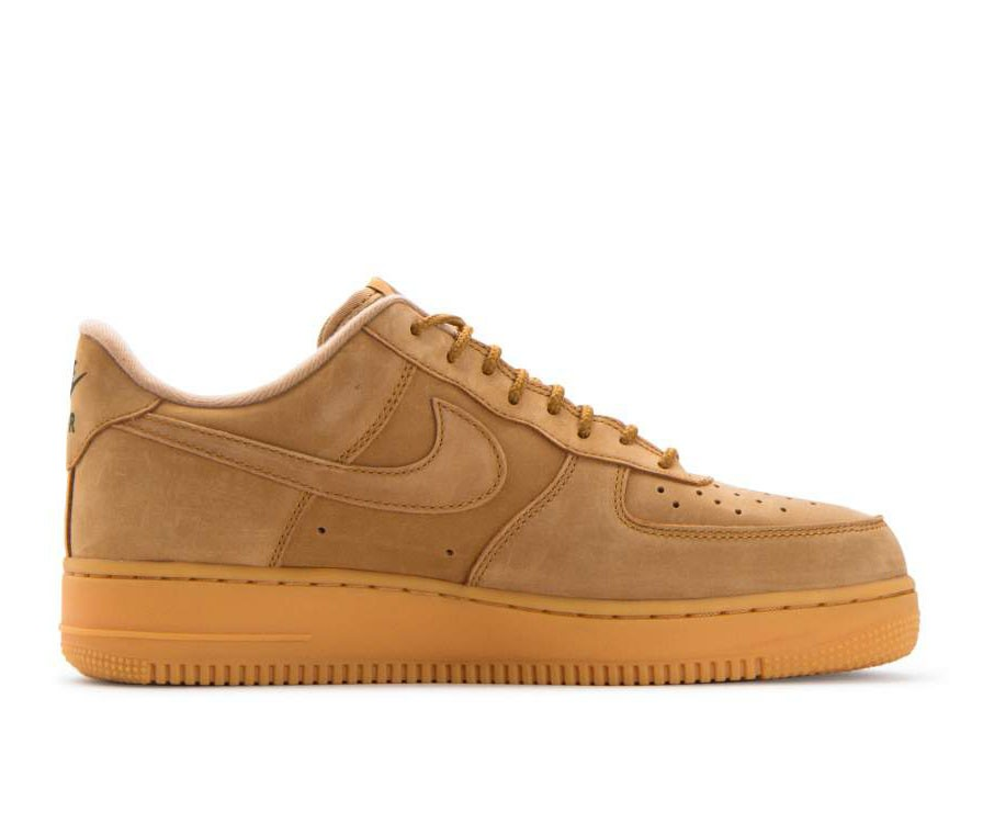 AA4061-200 Nike Air Force 1 '07 Wb - Flax/Flax-Marron-Vert