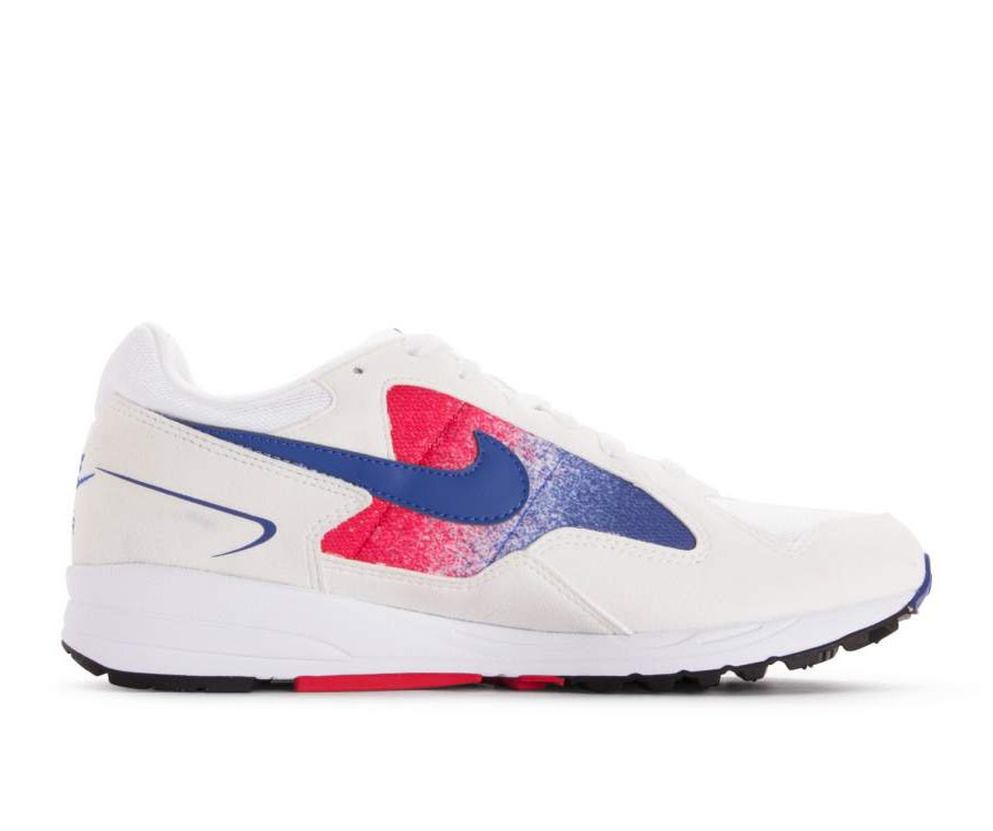 AO1551-104 Nike Air Skylon II Chaussures - Blanche/Game Royal-Rouge