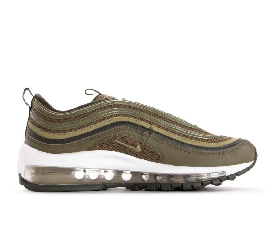 921733-200 Nike Femme Air Max 97 - Olive/Olive-Sequoia