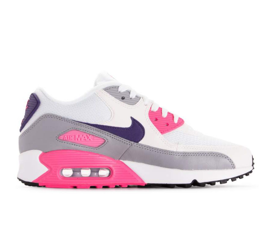buying cheap quite nice website for discount Homme Nike Air Max 90 Essential Chaussures AJ1285-600 - Blanche ...
