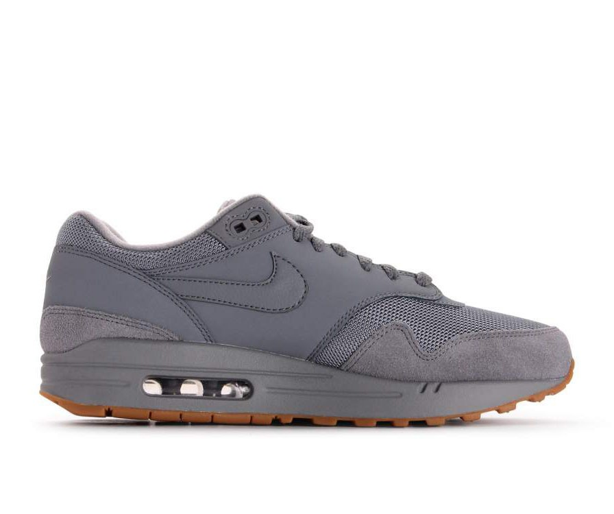 AH8145-005 Nike Air Max 1 Chaussures - Grise/Grise-Grise
