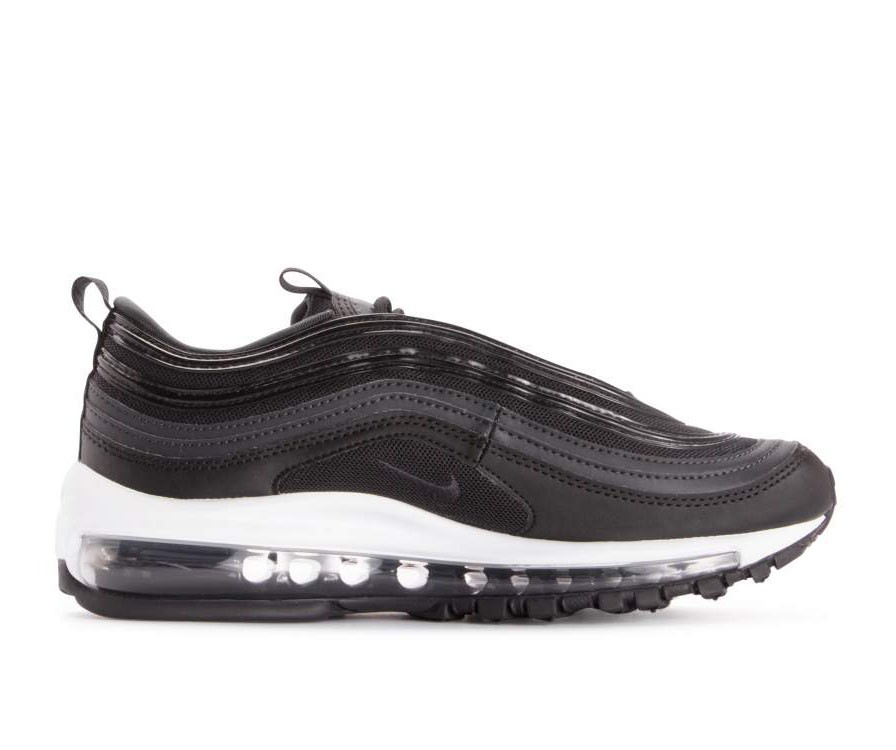 921733-011 Nike Femme Air Max 97 - Noir/Grise-Anthracite-Blanche